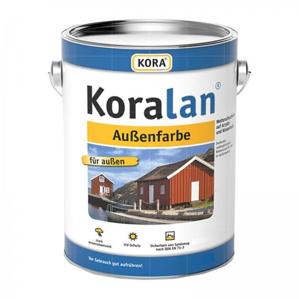 KORA KORALAN AUSSENFARBE - 2.5 LTR