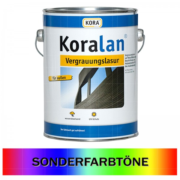 KORA KORALAN VERGRAUUNGSLASUR - 0.75 LTR (SONDERTON)
