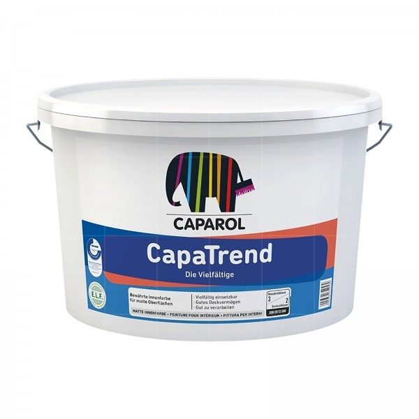 CAPAROL CAPATREND - 12.5 LTR (WEISS)