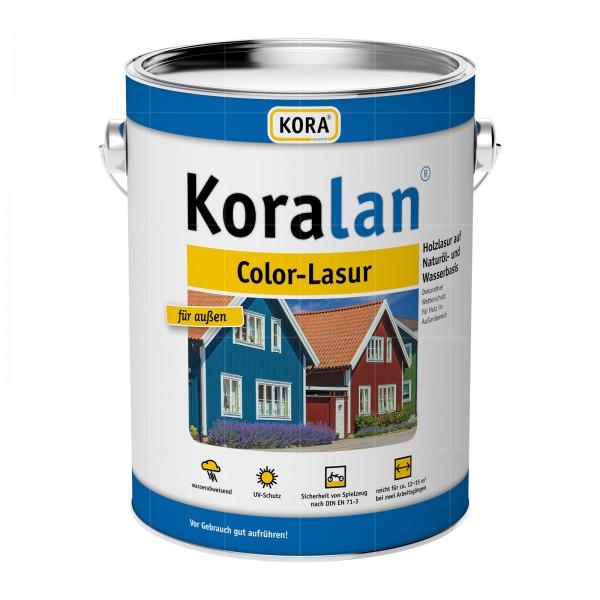 KORA KORALAN COLOR-LASUR - 0.75 LTR