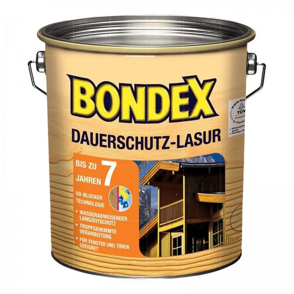 BONDEX DAUERSCHUTZ-LASUR - 0.75 LTR