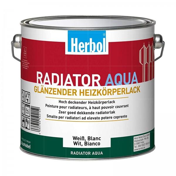 HERBOL RADIATOR AQUA - 2.5 LTR (WEISS)