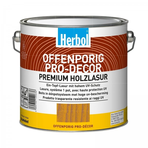 HERBOL OFFENPORIG PRO-DECOR - 2.5 LTR