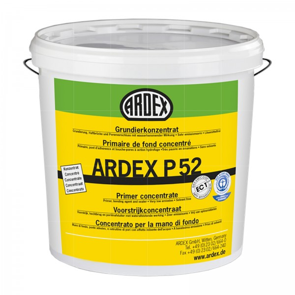 ARDEX P 52 GRUNDIERKONZENTRAT - 1 KG