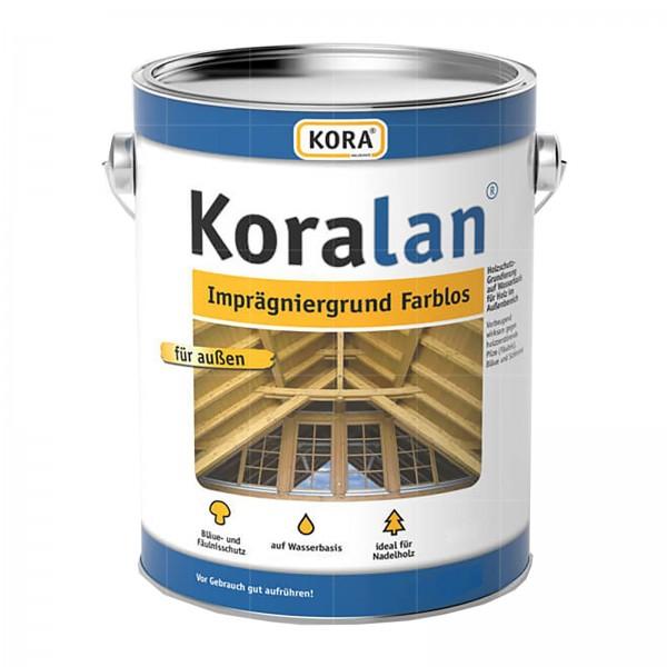 KORA KORALAN IMPRAEGNIERGRUND FARBLOS - 2.5 LTR (FARBLOS)