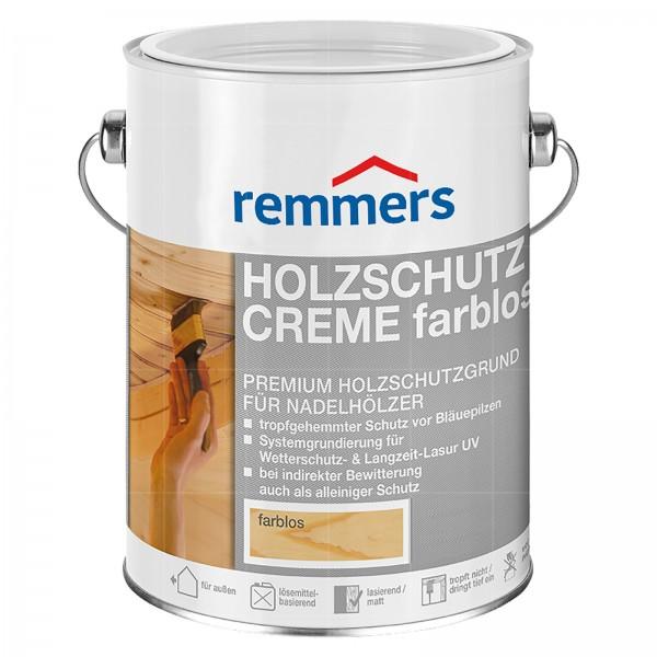 remmers holzschutz creme 5 ltr d nnschicht lasuren farbenwelt wimmer. Black Bedroom Furniture Sets. Home Design Ideas