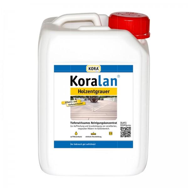 KORA KORALAN HOLZENTGRAUER - 1 LTR (FARBLOS)