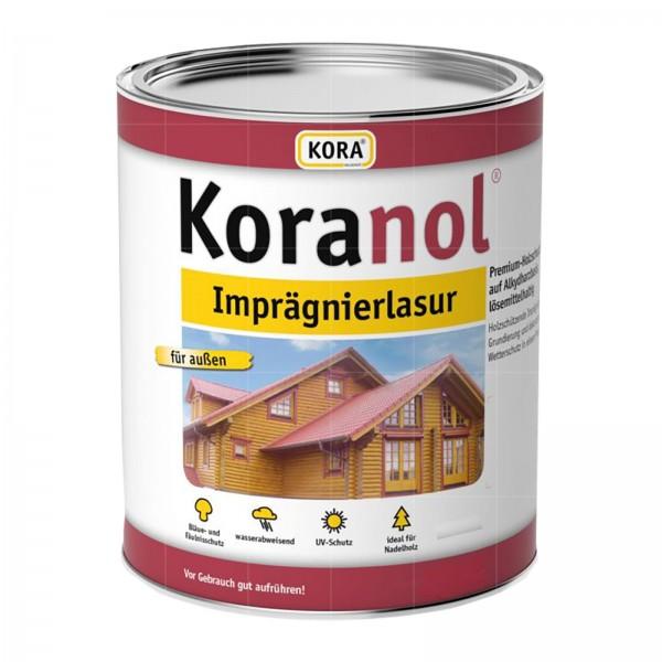 KORA KORANOL IMPRAEGNIERLASUR - 2.5 LTR
