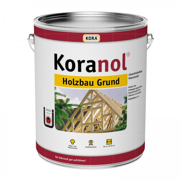 KORA KORANOL HOLZBAU GRUND - 5 LTR