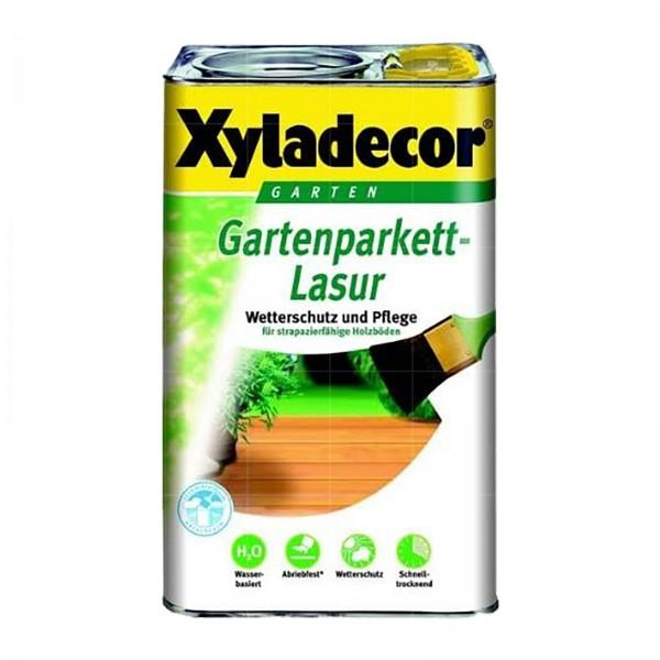 XYLADECOR GARTENPARKETTLASUR - 2.5 LTR