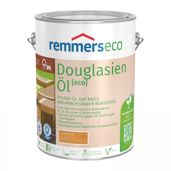 REMMERS ECO DOUGLASIEN-OEL - 5 LTR (DOUGLASIE)