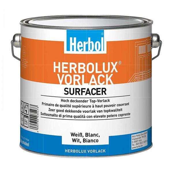 HERBOL HERBOLUX VORLACK - 2.5 LTR (WEISS)