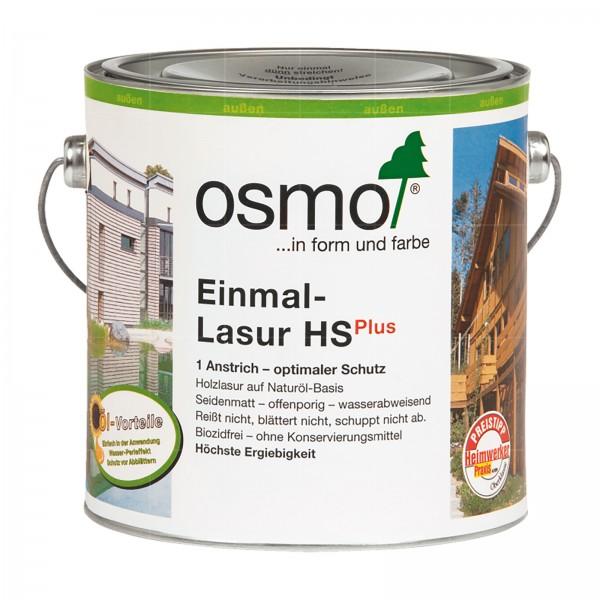 OSMO EINMAL-LASUR HS PLUS - 2.5 LTR