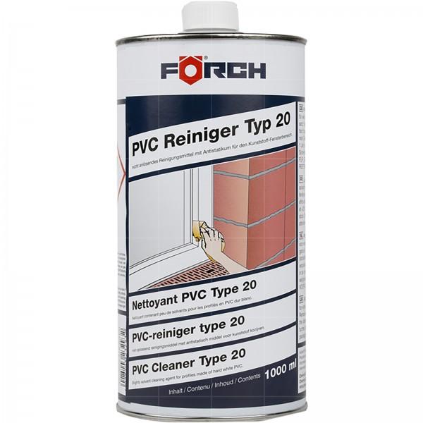 FOERCH PVC REINIGER TYP 20 - 1 LTR