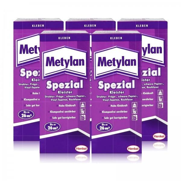 HENKEL METYLAN SPEZIAL KLEISTER - 200g (5er Pack)