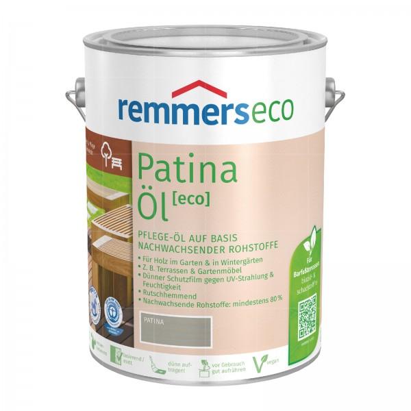 REMMERS ECO PATINA-OEL - 5 LTR (SILBERGRAU)
