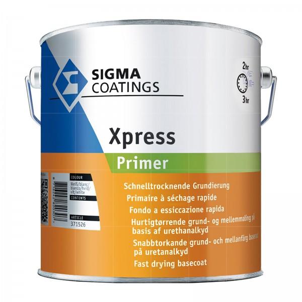 SIGMA XPRESS PRIMER - 2.5 LTR (WEISS)