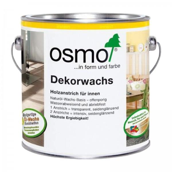 OSMO DEKORWACHS TRANSPARENT - 0.75 LTR