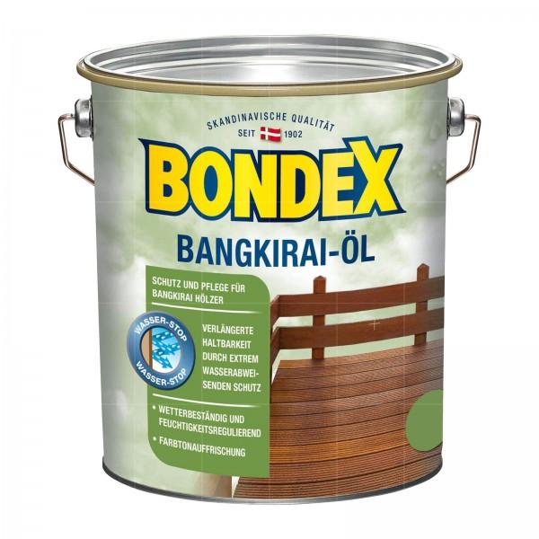 BONDEX BANGKIRAI-OEL - 0.75 LTR (BANGKIRAI)