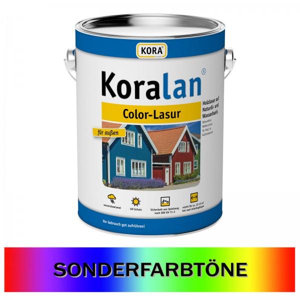 KORA KORALAN COLOR-LASUR - 0.75 LTR (SONDERTON)