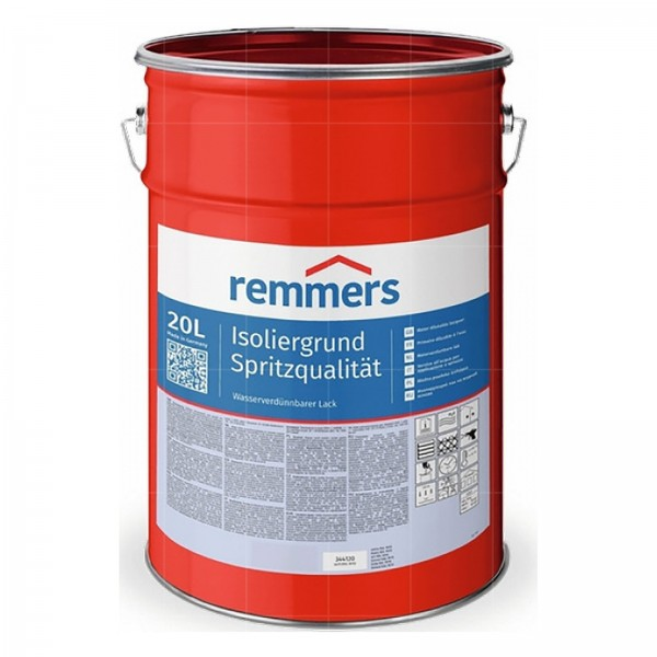 Remmers ISOLIERGRUND - 20 LTR (WEISS RAL 9016)