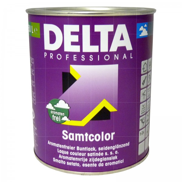 DELTA SAMTCOLOR - 2.5 LTR