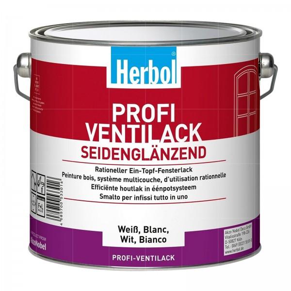 HERBOL PROFI VENTILACK - 2.5 LTR (WEISS)