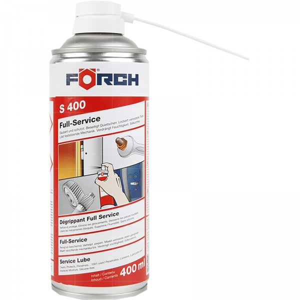 FOERCH FULL-SERVICE S400 0.4 LTR