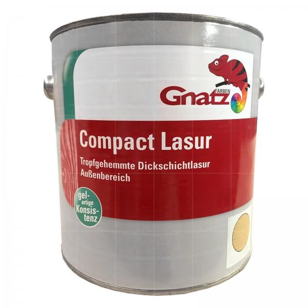 GNATZ COMPACT LASUR - 2.5 LTR