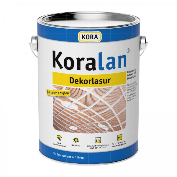 KORA KORALAN DEKORLASUR - 2.5 LTR