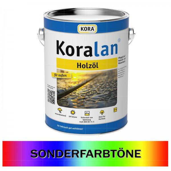 KORA KORALAN HOLZOEL - 10 LTR (SONDERTON)