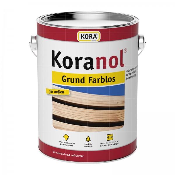 KORA KORANOL GRUND - 2.5 LTR (FARBLOS)