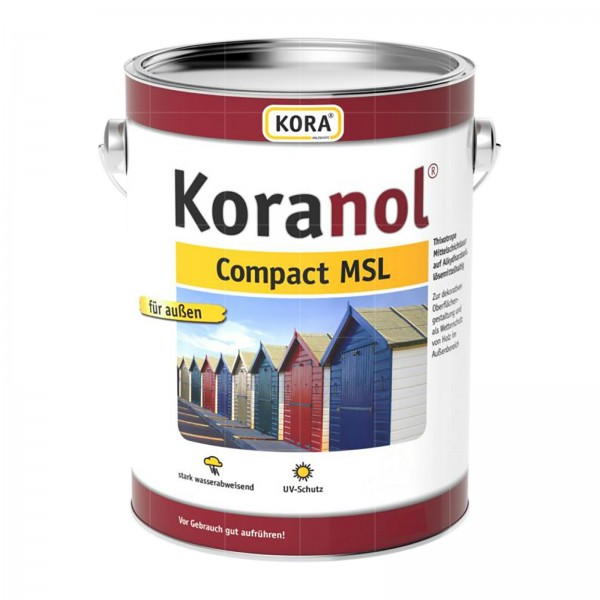 KORA KORANOL COMPACT MSL - 2.5 LTR