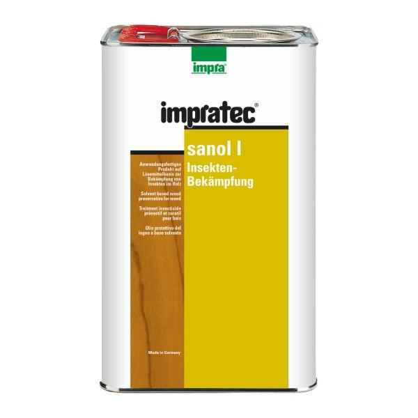 IMPRA IMPRATEC SANOL IB - 5 LTR (FARBLOS)