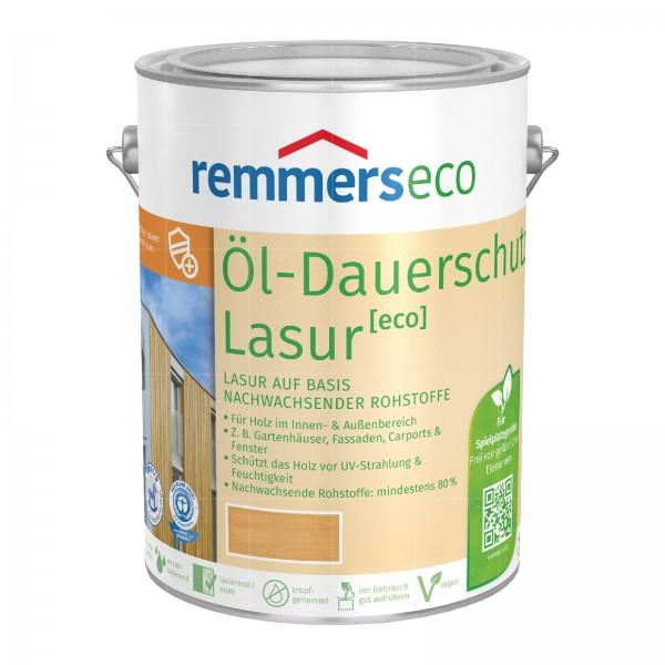 REMMERS ECO OEL-DAUERSCHUTZ-LASUR - 0.75 LTR