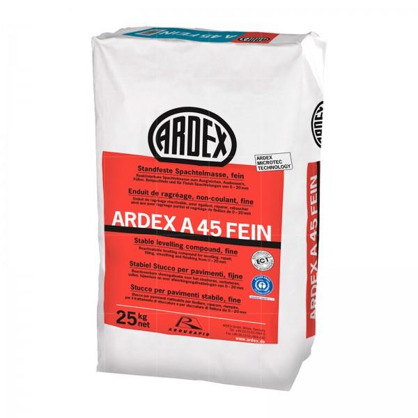 ARDEX A 45 FEIN - 25 KG