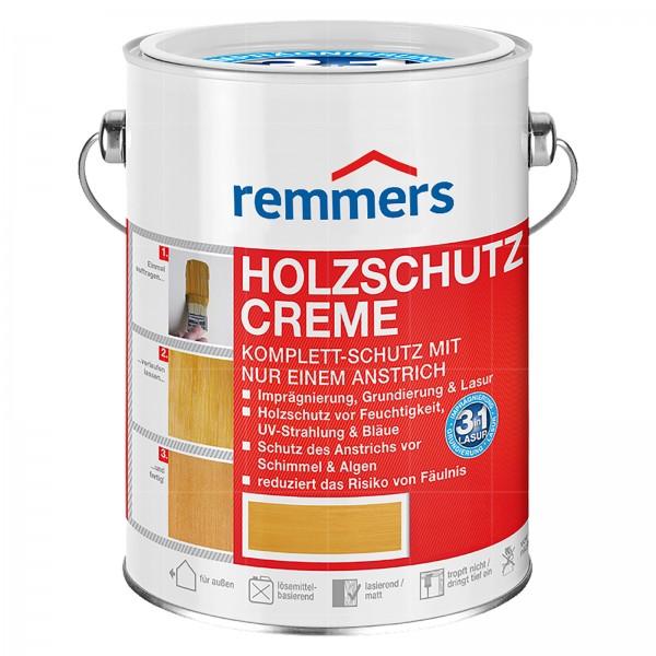 Remmers HOLZSCHUTZ-CREME - 3 LTR