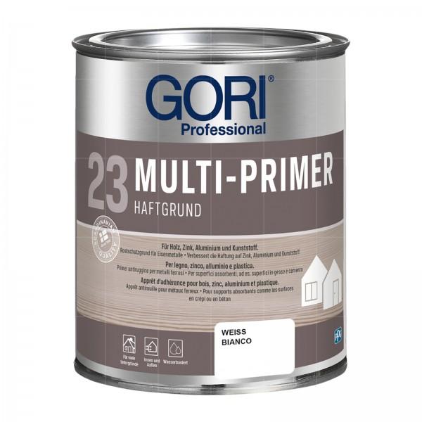 GORI 23 MULTI-PRIMER - 0.75 LTR (WEISS)