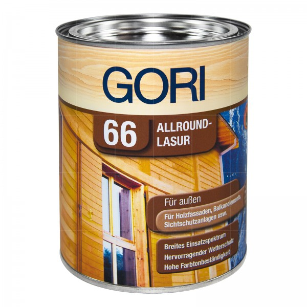 GORI 66 ALLROUND LASUR - 0.75 LTR