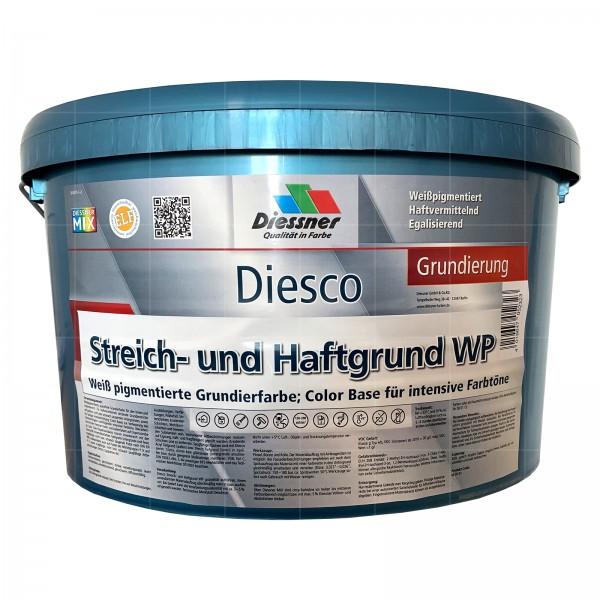 DIESSNER STREICH- UND HAFTGRUND WP - 12.5 LTR (WEISS)