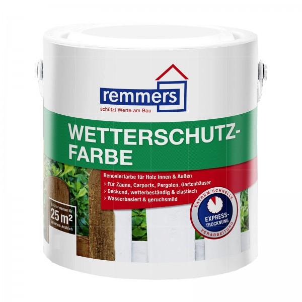 REMMERS WETTERSCHUTZ-FARBE - 2.5 LTR