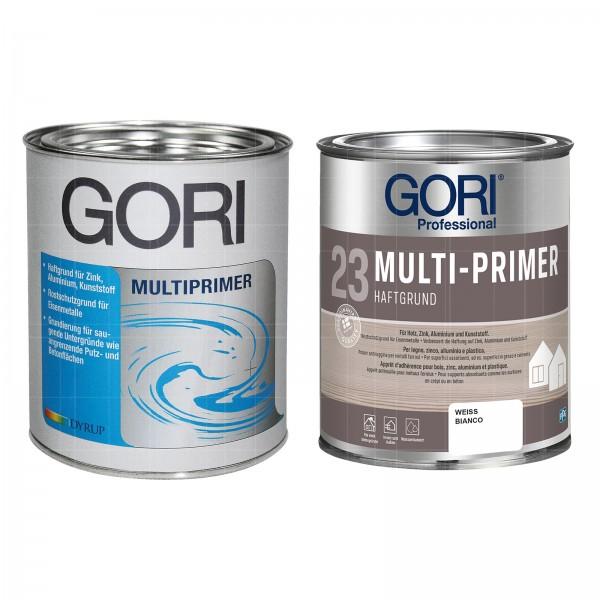 GORI 23 MULTI-PRIMER - 2.5 LTR (WEISS)