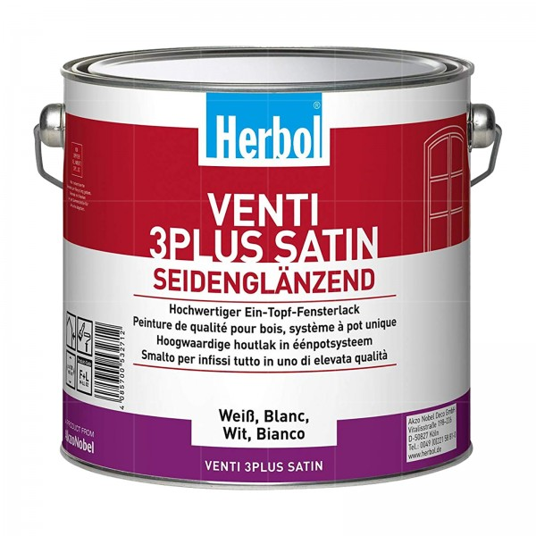 HERBOL VENTI 3PLUS SATIN