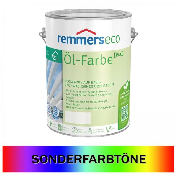 REMMERS ECO OEL-FARBE - 2.5 LTR (SONDERTON)