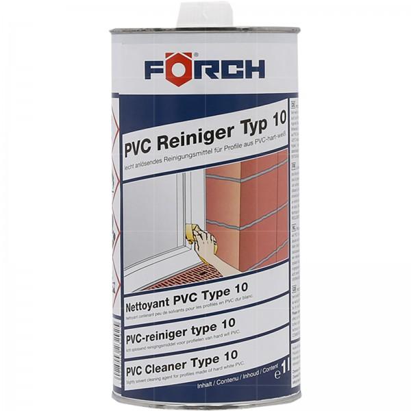 FOERCH PVC REINIGER TYP 10 - 1 LTR