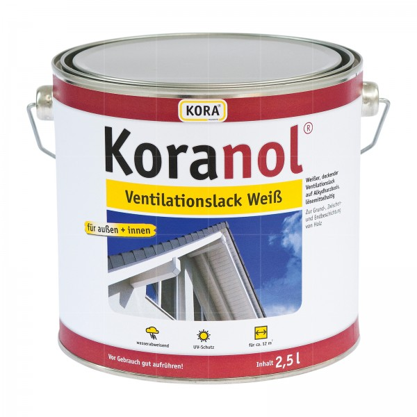 KORA KORANOL VENTILATIONSLACK