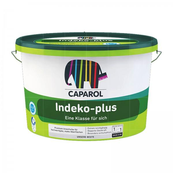 CAPAROL INDEKO-PLUS - 5 LTR (WEISS)