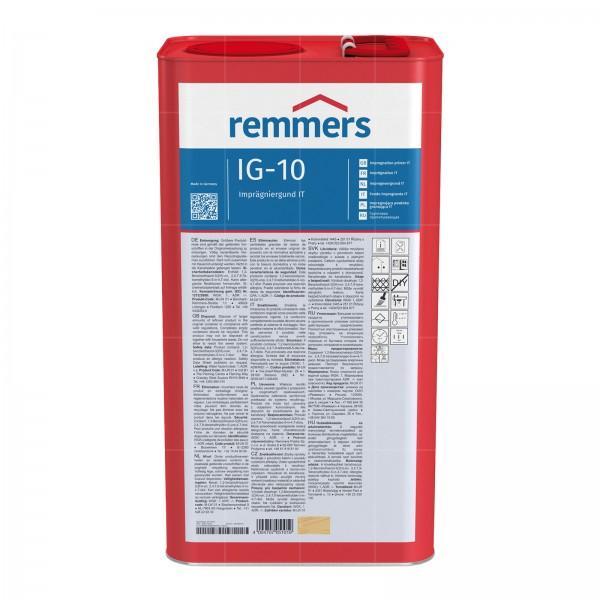 REMMERS IG-10-IMPRAEGNIERGRUND IT - 10 LTR (FARBLOS)