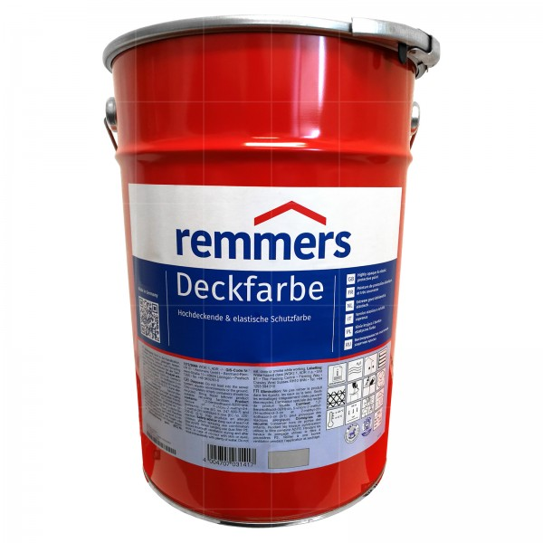 Remmers DECKFARBE - 20 LTR (WEISS RAL 9016 )