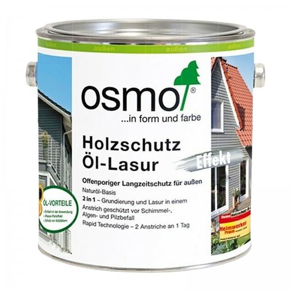 OSMO HOLZSCHUTZ OEL-LASUR EFFEKT - 2.5 LTR